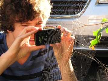 Jack and Spiders.