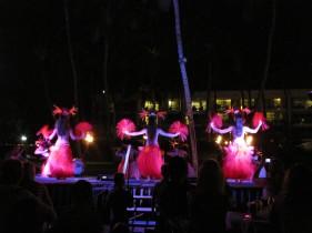Hula Dancers.