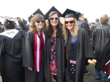 Three Awesome Ladies!