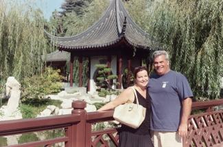 Chinese Gardens.