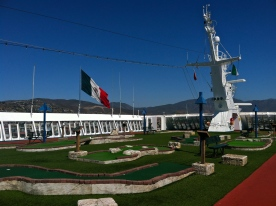 Ensenada From the Top of the Boat