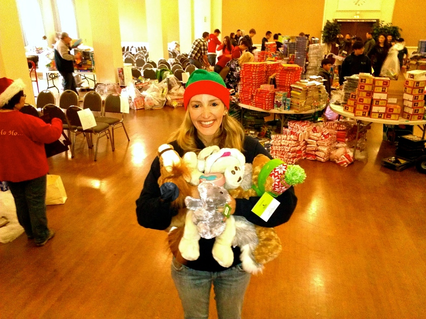 Pasadena Jaycees Operation Santa