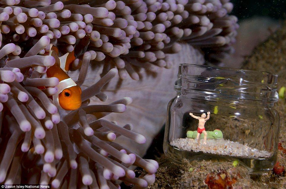 Ingenious Underwater Photos (5/6)