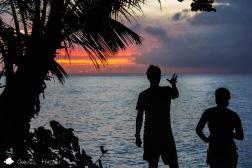 Bryan and Sara- PR Sunset