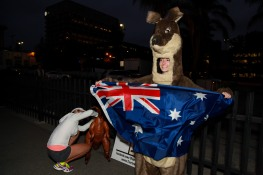 Kangaroo Or Bust Campaign Gathering!